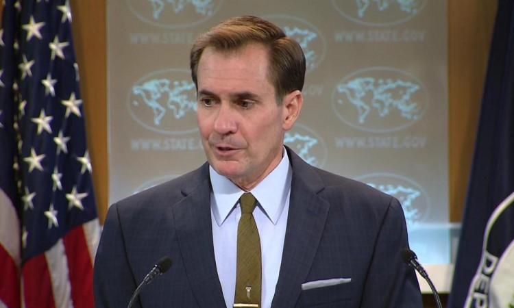 John Kirby (Department of State Photo)