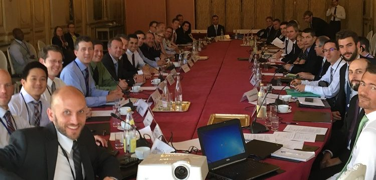 The Governments of the United States and France held a Cyber Bilateral Meeting in Paris, France on September 8-9, 2016
