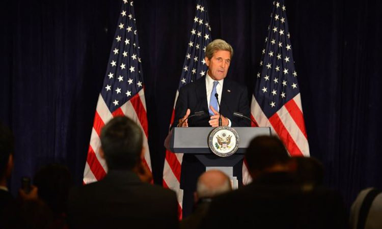 Secretary Kerry at the Council Session on Syria, September 21