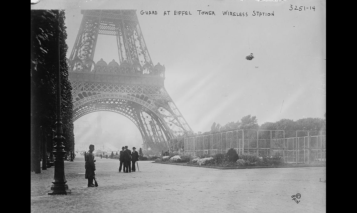 World War I Centennial Series - Paris in August 1914 | U.S. Embassy ...