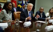 Trump honors African Americans