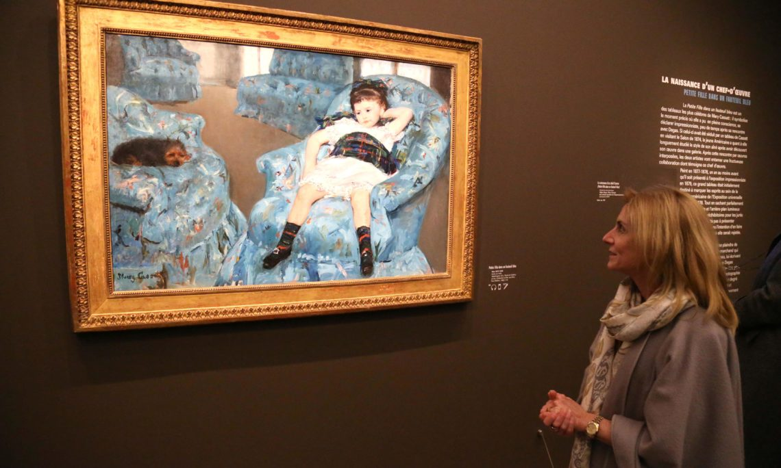 Mary Cassatt An American Impressionist In Paris Home Page Daccueil