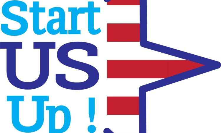 Start US up! Logo