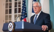 U.S. Secretary of State Tillerson Delivers Remarks on the 2016 International Religious Freedom Report