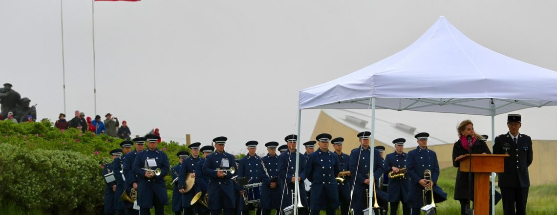 Remarks by Ambassador McCourt at Utah Beach Ceremony, June 6, 2018